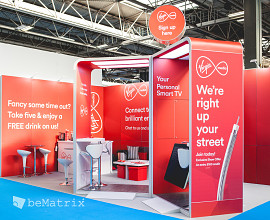 Virgin Media @ NEC Birmingham 2017