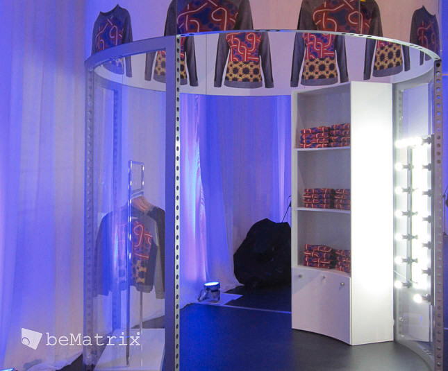 beMatrix pop-up shop - Foto 2