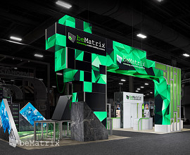 beMatrix @ ExhibitorLive 2019