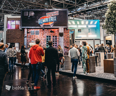 beMatrix @ EuroShop 2020