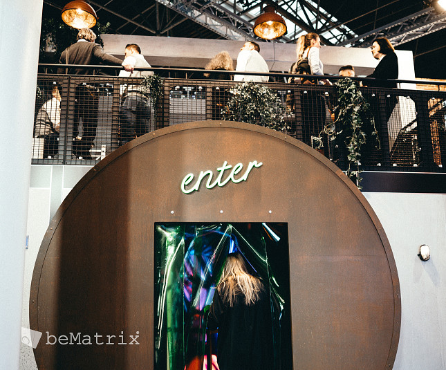 beMatrix @ EuroShop 2020 - Foto 4