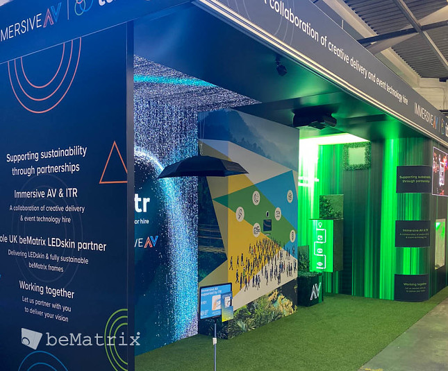 beMatrix & ITR @ Event Tech Live 2019 - Foto 1