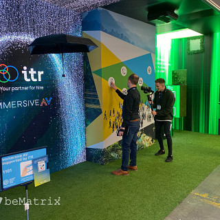 beMatrix & ITR @ Event Tech Live 2019