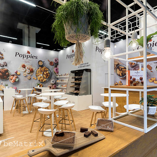 Poppies @ Anuga 2019