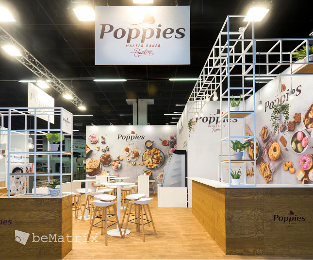 Poppies @ Anuga 2019 - Foto 1